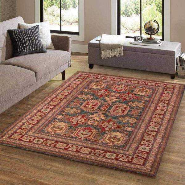 How To Accessorize Around The Bedroom Rug – Not The Other Way Around