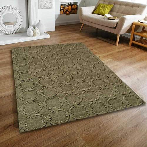Brown Neutral Area Rug