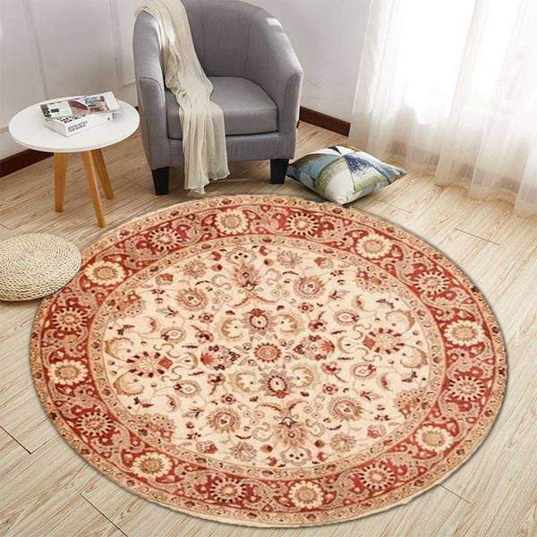 What are Round Rugs?