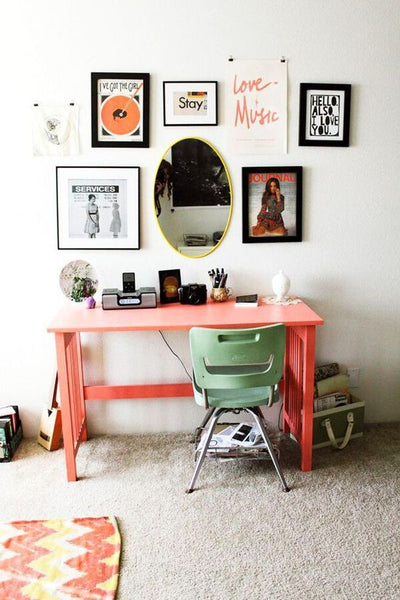 10 realistic secrets to decorating your tiny apartment: