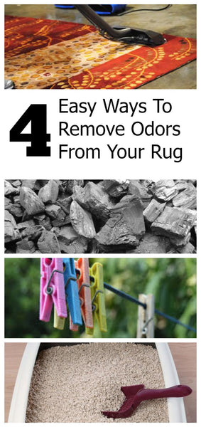 4 Best Ways To Remove Odors From An Area Rug Rugknots