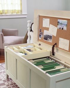 Creative Small Home Office Ideas. AWESOME!!: