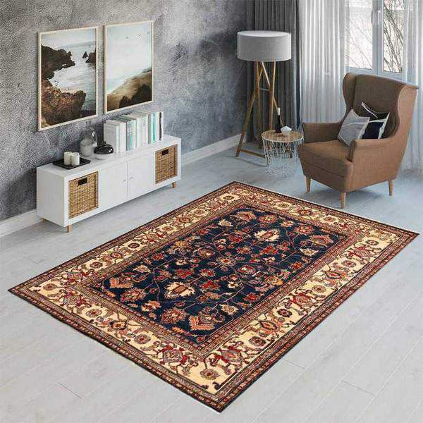 How To Layer Rugs Over Carpet