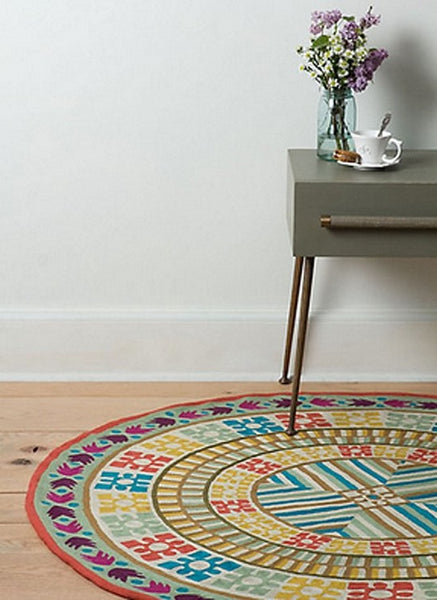 Square Foyer Rug : Circle rugs rectangle or square how to choose rug shape