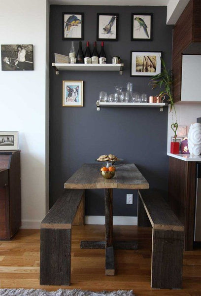 Small Space Dining Room Design Tips | Apartment Therapy: