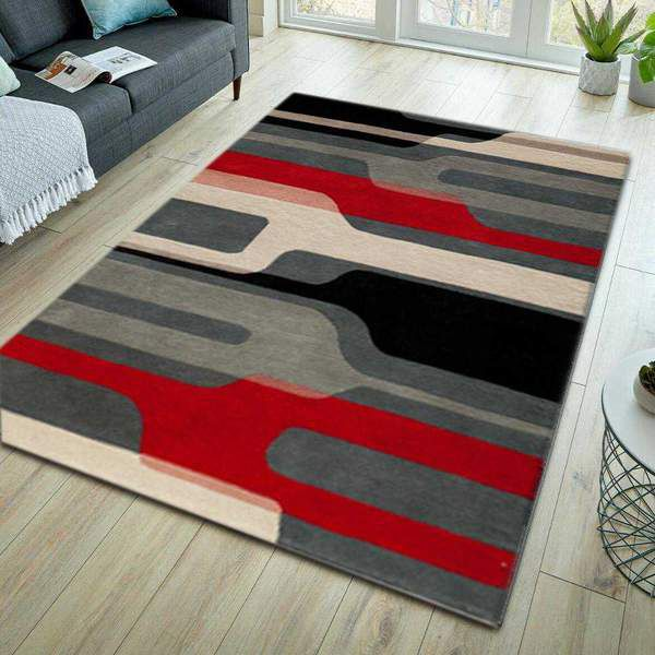 Ideas For Using Large Rugs In Your Bedroom