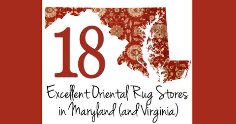 18 Excellent Oriental Rug Stores in Maryland Image