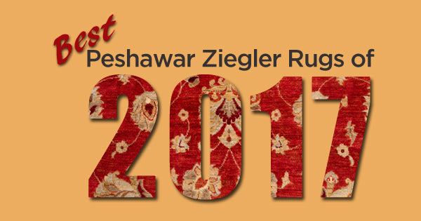 Best Peshawar Ziegler Rugs of 2017 Image