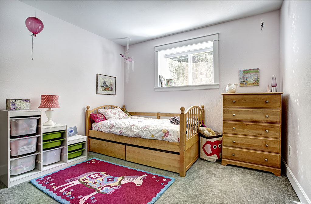 Choose Fabric for Your Child's Bedroom