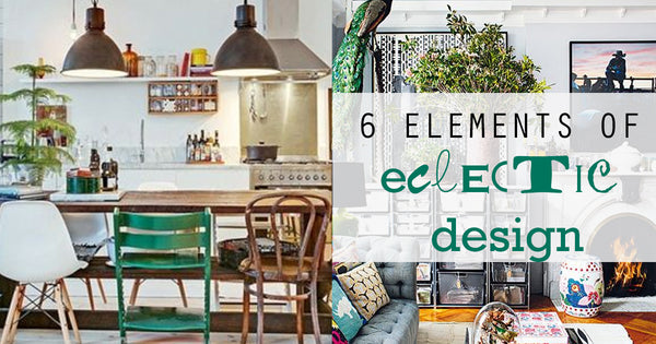 6 Beautiful Elements of Eclectic Interior Design RugKnots