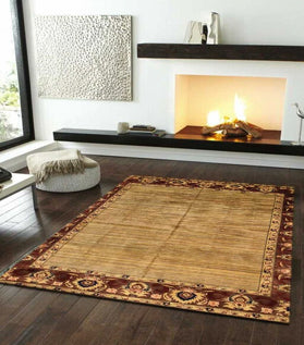 Gold Rugs