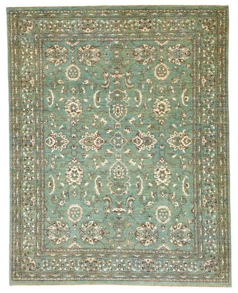 GO GREEN With Bamboo Floors And Oriental Rugs