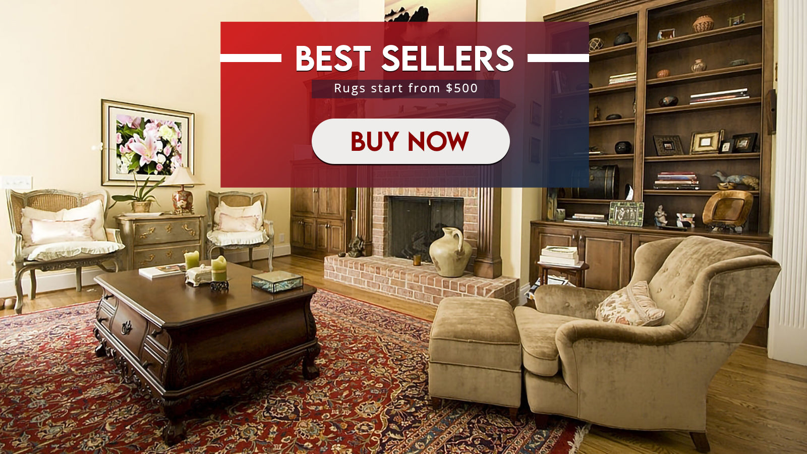 Persian Area Rug | Best sellers at Rugknots