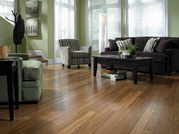 Go Green With Bamboo Floors And Oriental Rugs Rugknots