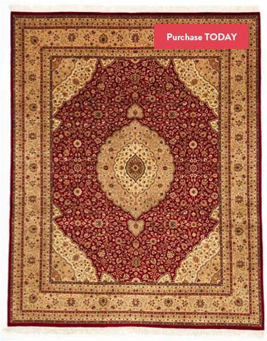 Authentic Oriental Rug Price