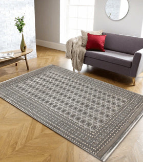 Silver Rugs