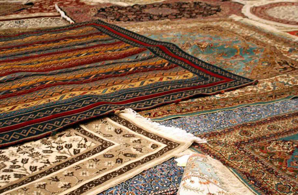 The Birth of Pak Persian Rugs