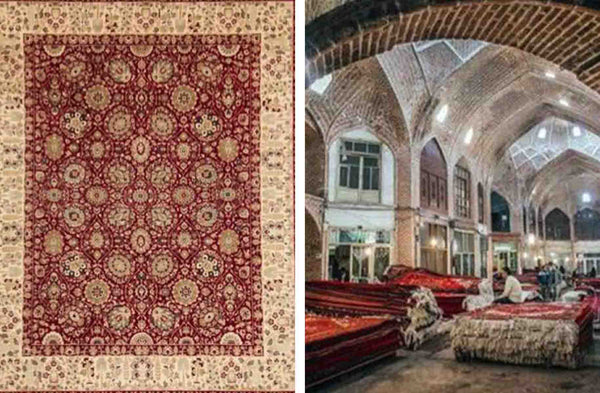 What are Hand Knotted Persian Rugs