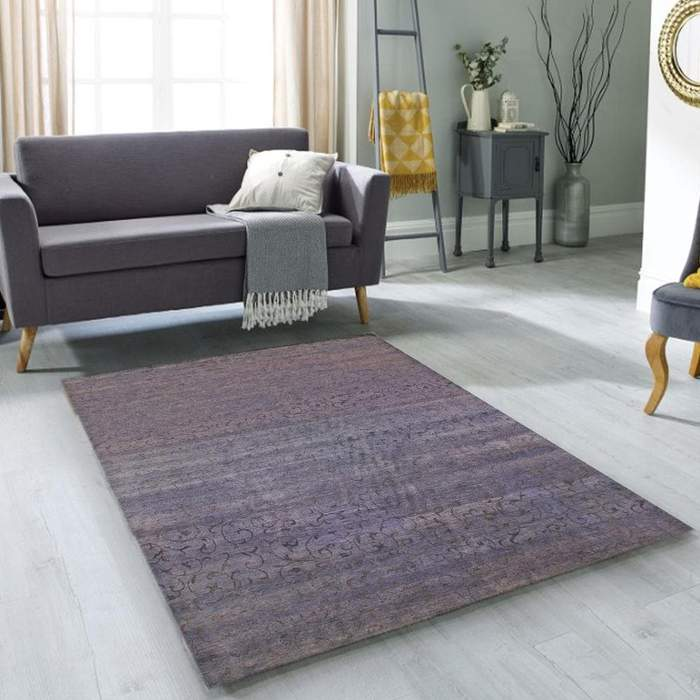 Grey Gabbeh Area Rug
