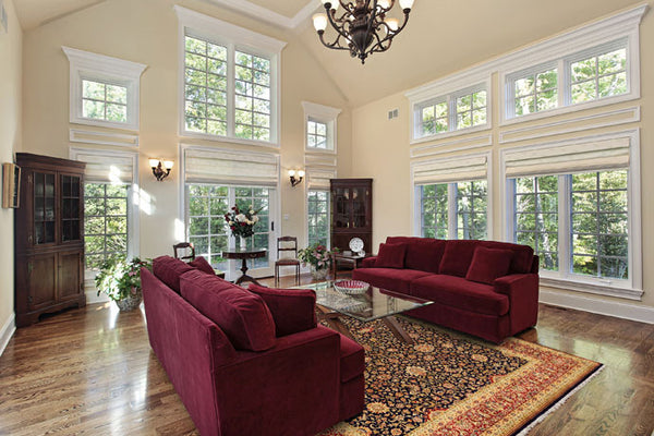 Tips on how to choose the best rug color for your space - How to choose rug color for living room ...
