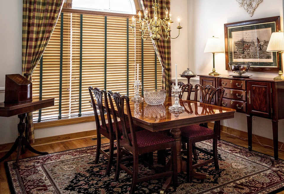 What Size Rug For Dining Room: Area Rug Sizes: The Ultimate Oriental Rug Sizing Guide