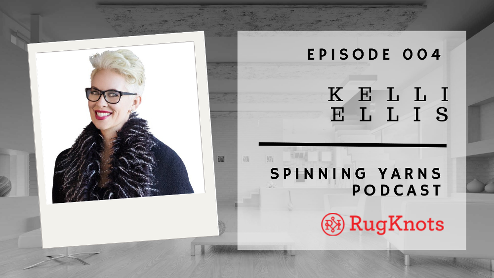 Spinning Yarns Podcast With Kelli Ellis