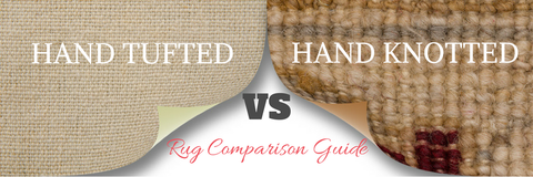 Hand Tufted Vs Hand Knotted Rugknots Com