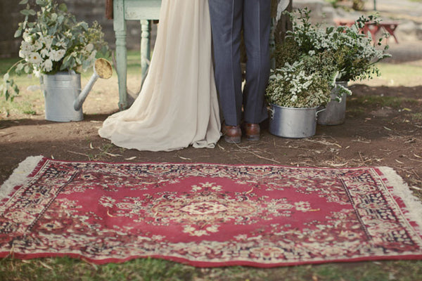 Wedding Rugs A Vow To Love Forever Rugknots