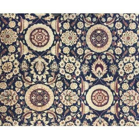 Blue Ziegler Area Rug