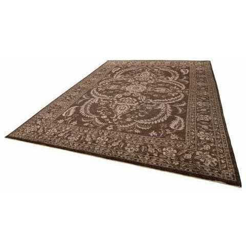 Brown Ziegler Area Rug