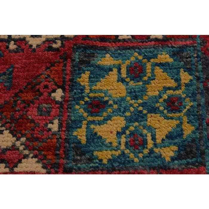 Multi-Color Baluchi Area Rug