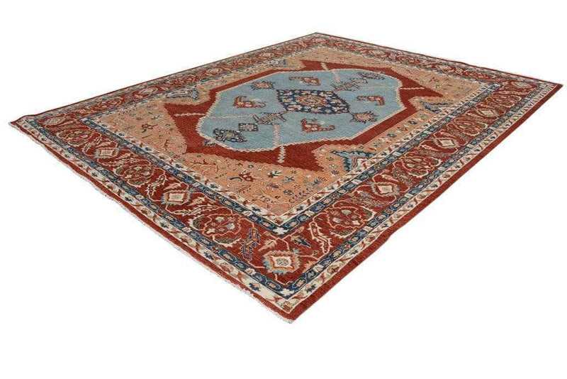 Multi-Color Ziegler Area Rug