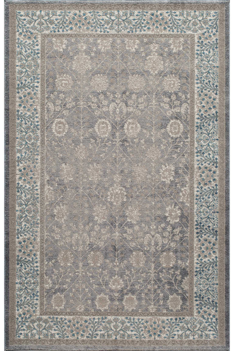 Silver Neutral Area Rug