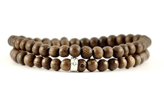 Bracelet homme Wrap | Le Rainforest Medium