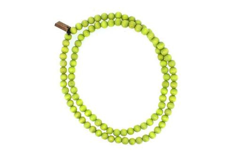 Collier homme, chapelet homme lime