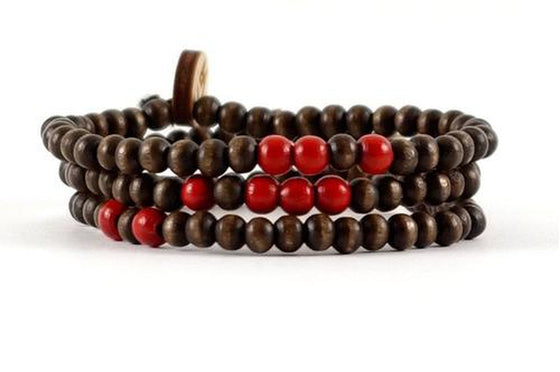 Pack 3 bracelets House Finch