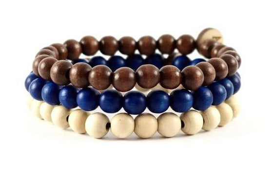 pack-bracelet-tibétain-homme-marron-bleu-natural