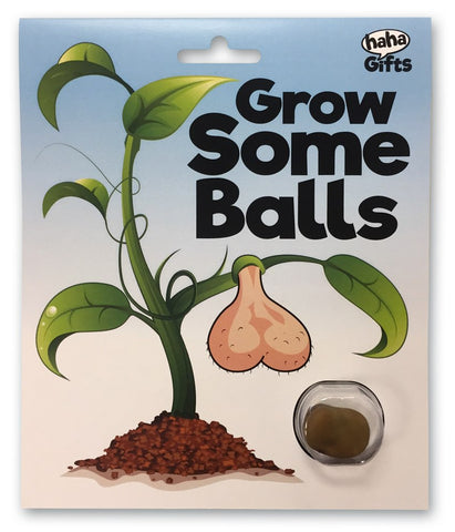 $10 Gifts - Grow Some Balls