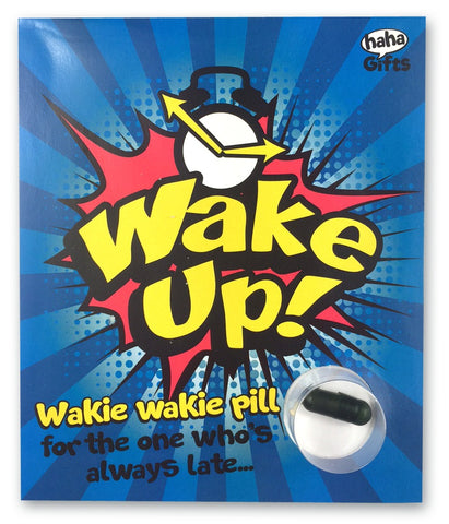 $10 Gifts - Wake Up Pill