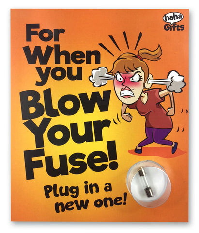 $15 Gifts - Blow A Fuse – Lady