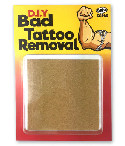 $15 Gifts - D.I.Y Bad Tattoo Removal
