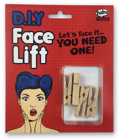 $15 Gifts - DIY Face Lift