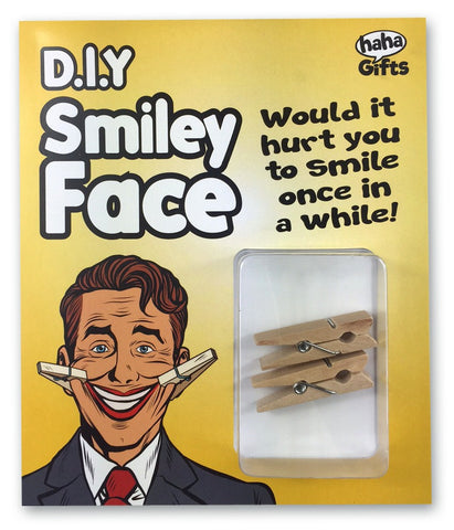 $15 Gifts - DIY Smiley Face