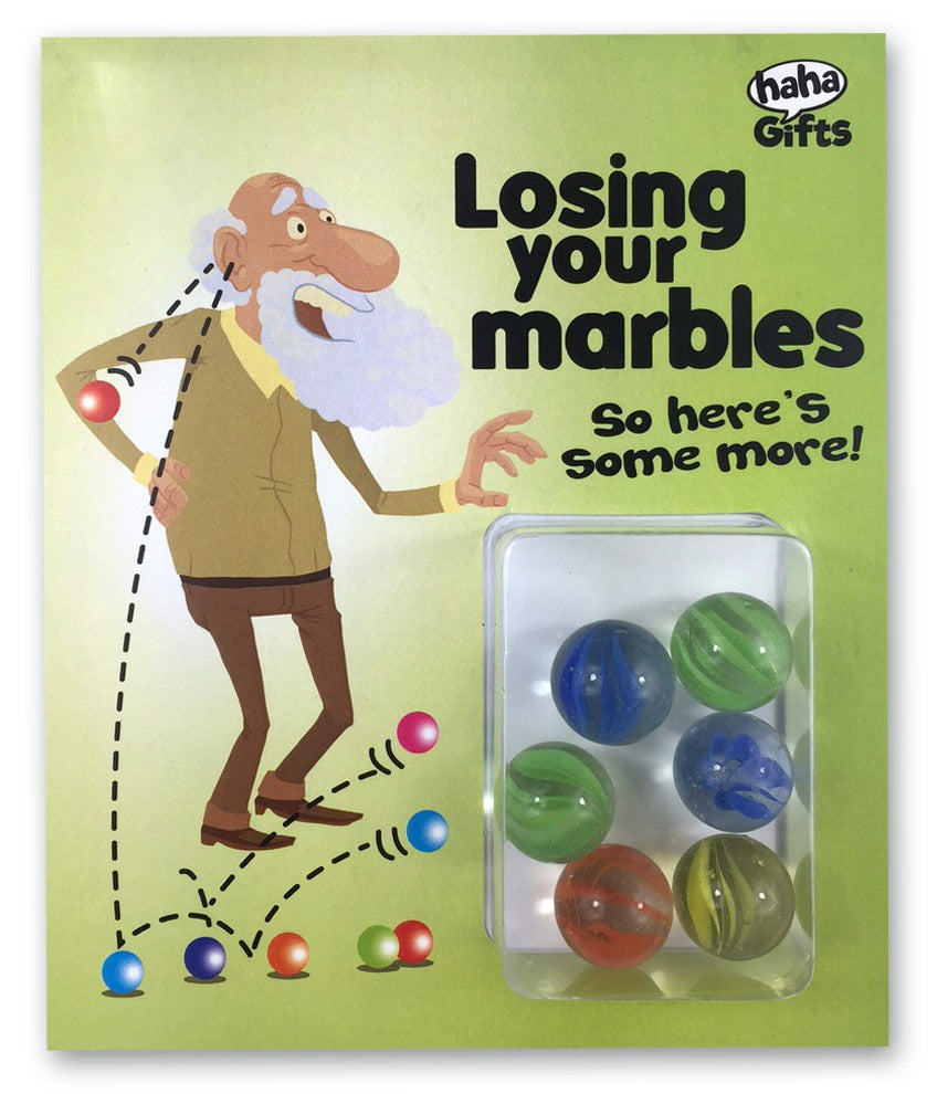 Image result for images of someone losing their marbles