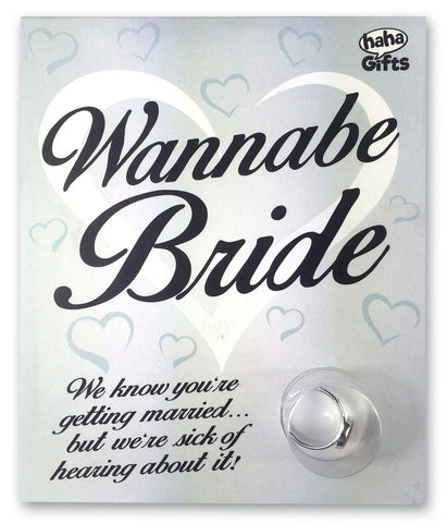 $15 Gifts - Wannabe Bride
