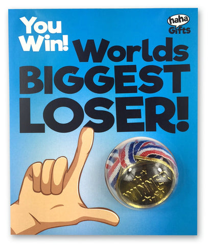 $15 Gifts - Worlds Biggest Loser
