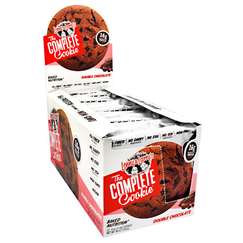 Lenny & Larrys The Complete Cookie - Double Chocolate - 12 ea - 787692835577