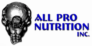 All Pro Nutrition Inc.