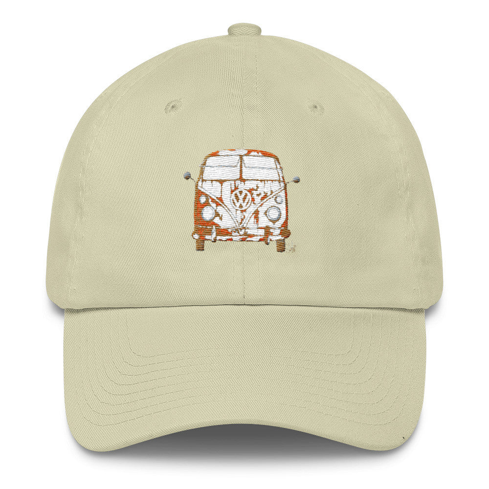 """Rusty"" - Cotton Cap"