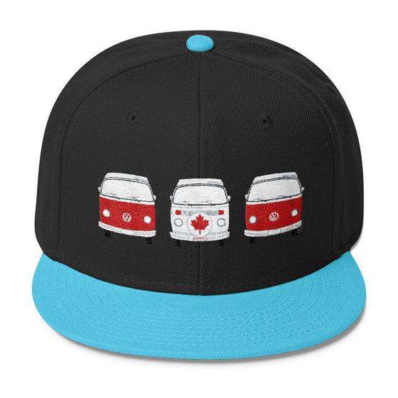 """Canada's 150th"" - Wool Blend Snapback"